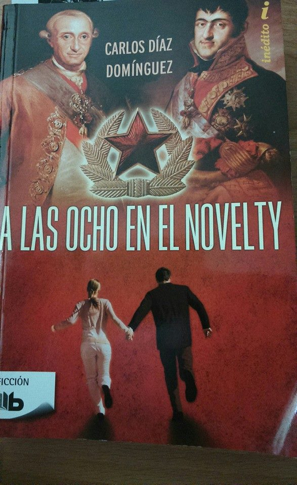 OCHO EN EL NOVELTY